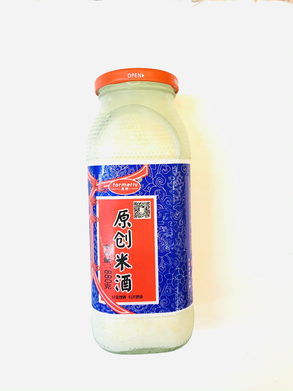 GROC【杂货】❄原创 米酒 880g