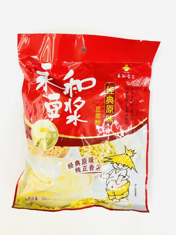 GROC【杂货】永和豆浆 经典原味豆浆粉 350g(12pk)
