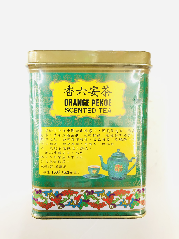 GROC【杂货】金龙牌 香六安茶 150g(5.3oz)