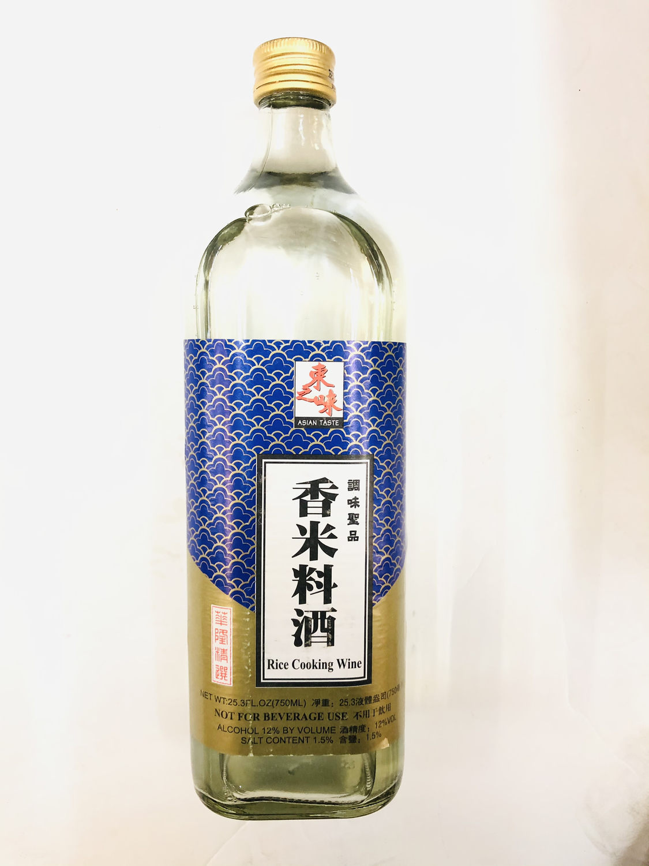 GROC【杂货】东之味 香米料酒 750ML