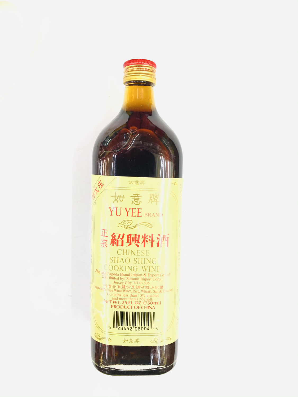 GROC【杂货】如意牌 正宗绍兴料酒 750ml