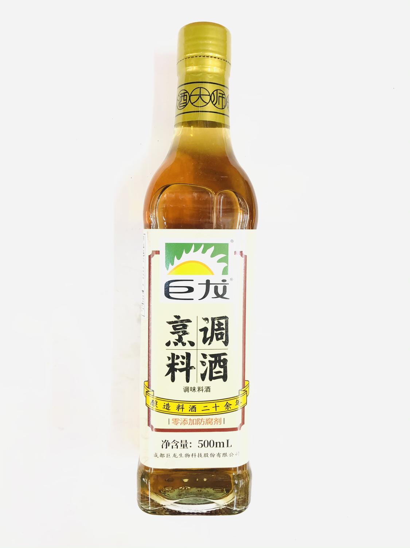 GROC【杂货】巨龙 烹调料酒 500ml