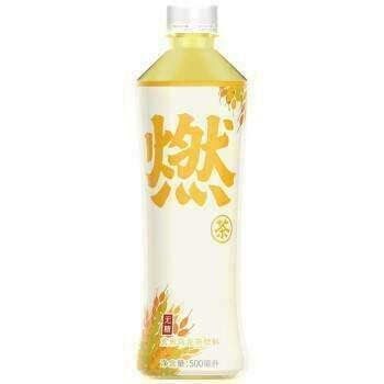 GROC【杂货】元气森林 玄米乌龙茶 16.9 FL OZ (500ml)