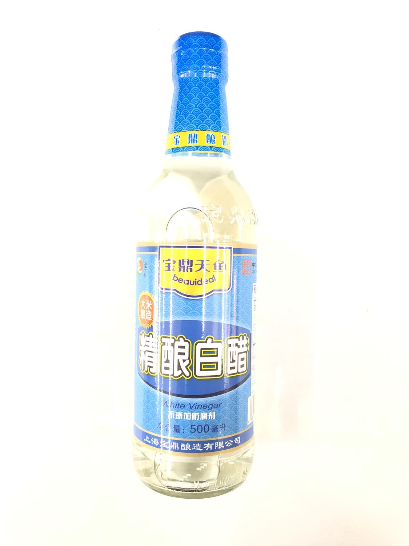 GROC【杂货】宝鼎天鱼 精酿白醋 500ml