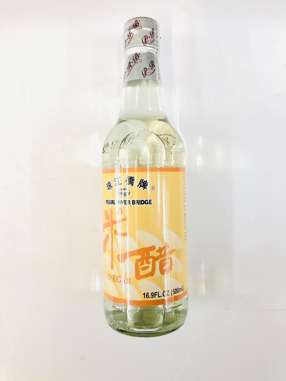 GROC【杂货】珠江桥牌 米醋 16.9FL.OZ (500ML)