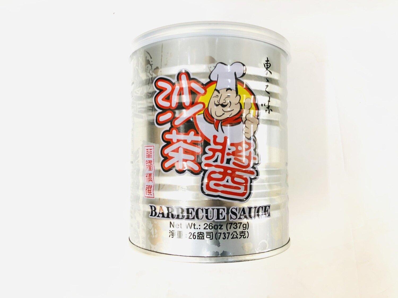 东之味沙茶酱 BARBECUE SAUCE~26OZ
