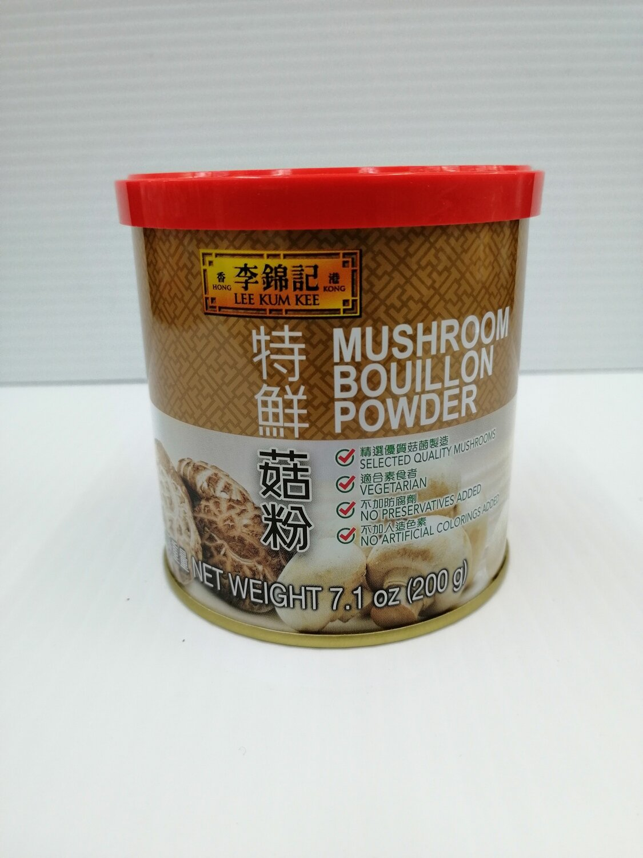 GROC【杂货】李锦记 特鲜菇粉 7.1oz(200g)