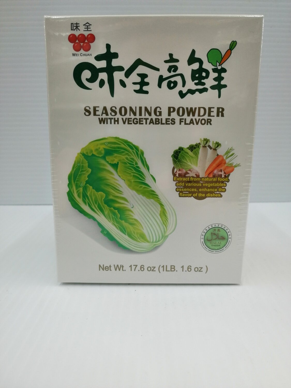 GROC【杂货】味全高鲜 17.6oz