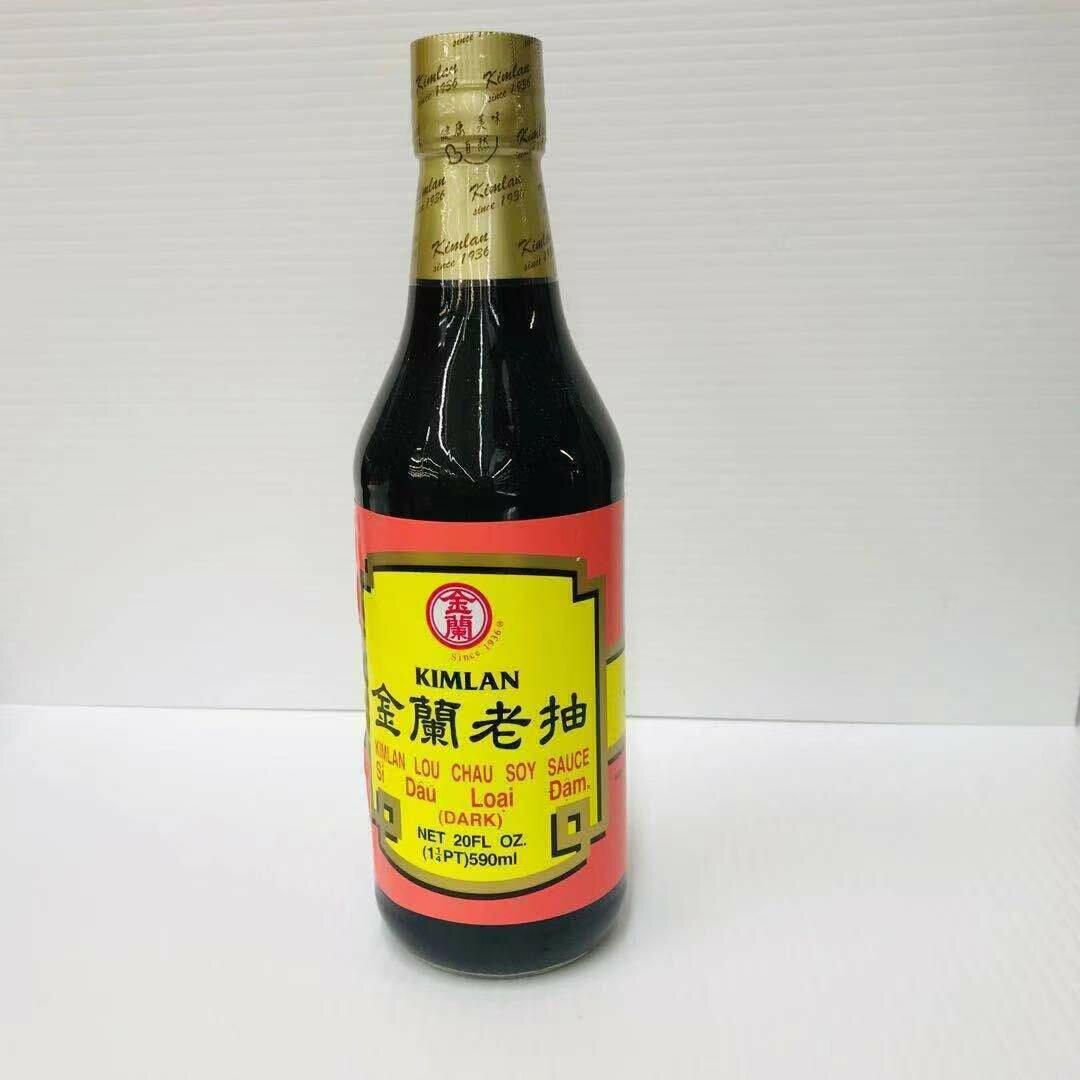 GROC【杂货】金兰 老抽 20FL OZ (590ml)