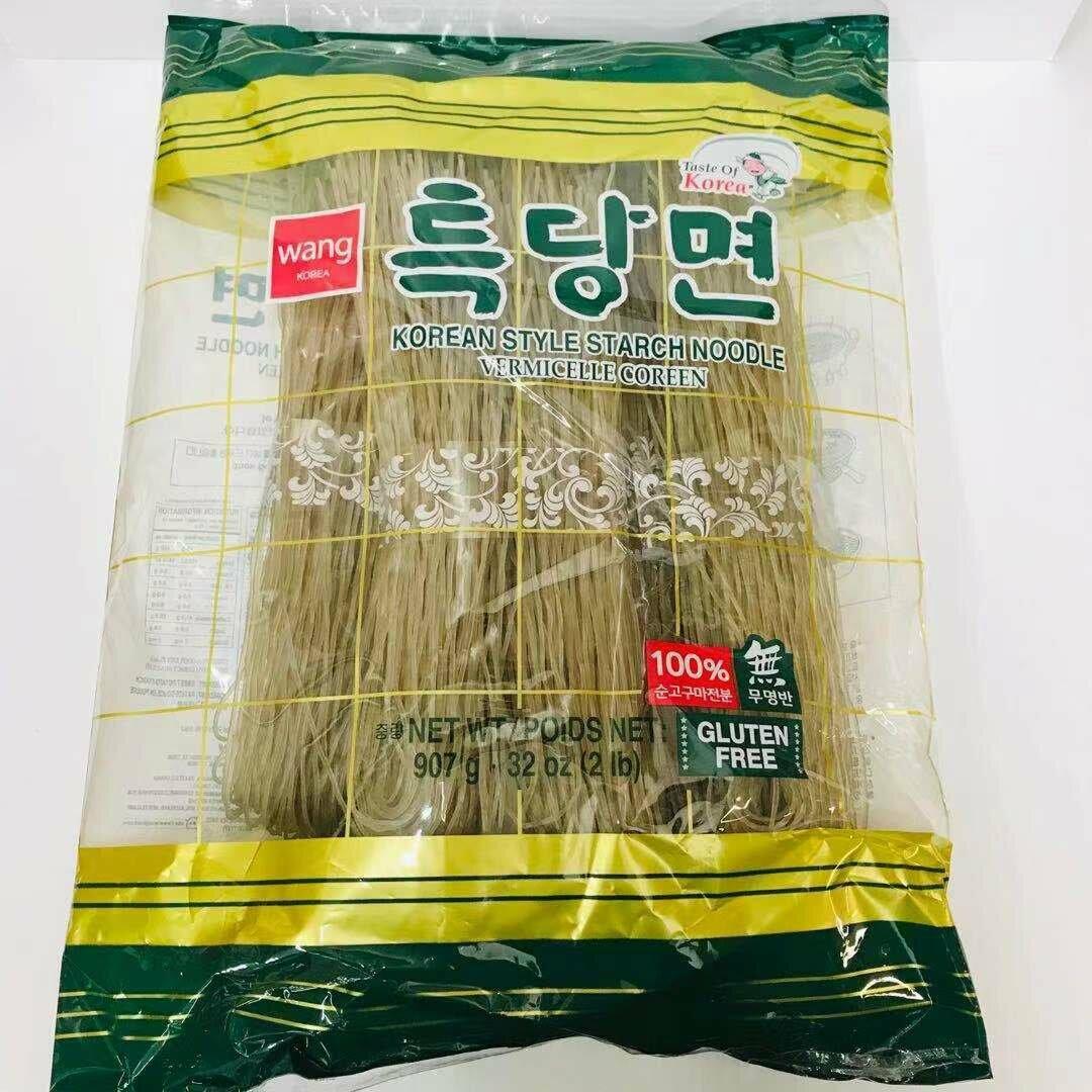 GROC【杂货】Wang KOREA 韩国红薯粉 907g(2lb)