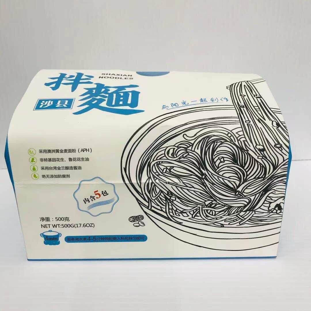 GROC【杂货】面之馆 沙县拌面 500g