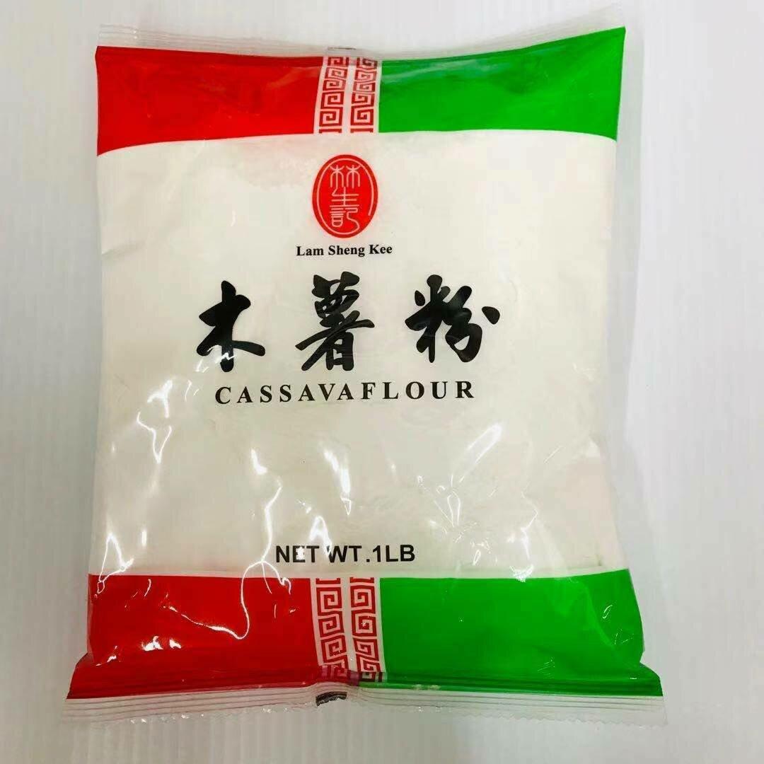 GROC【杂货】林生记 木薯粉 1LB