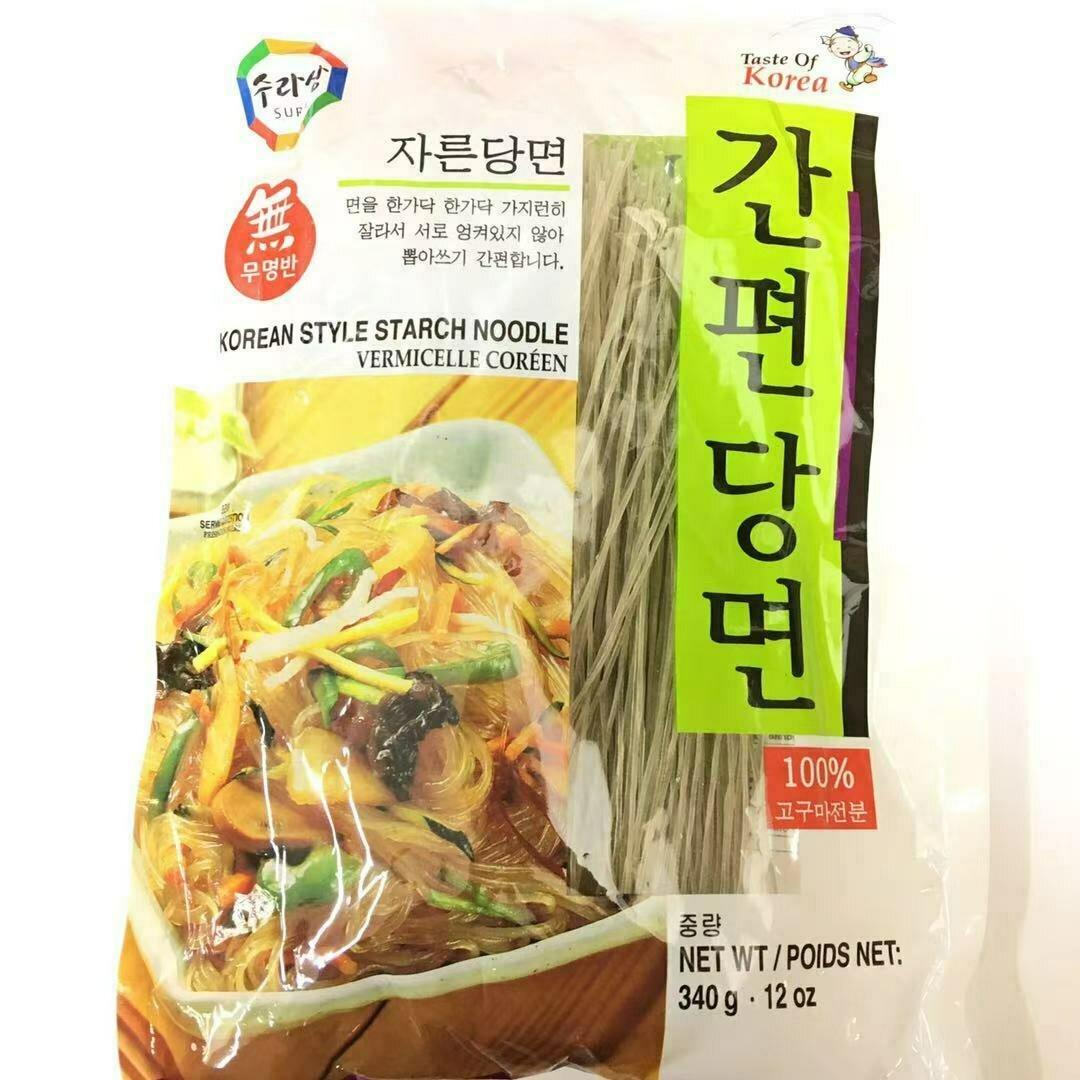 GROC【杂货】韩国红薯粉丝 340g