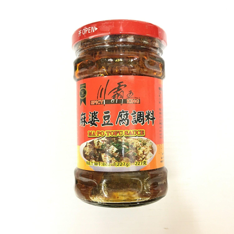 GROC【杂货】川霸王 麻婆豆腐调料 8oz(227g)