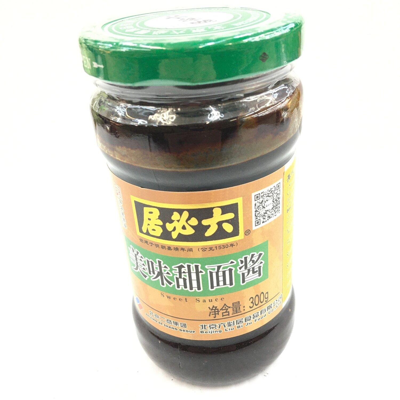 GROC【杂货】六必居 美味甜面酱 300g
