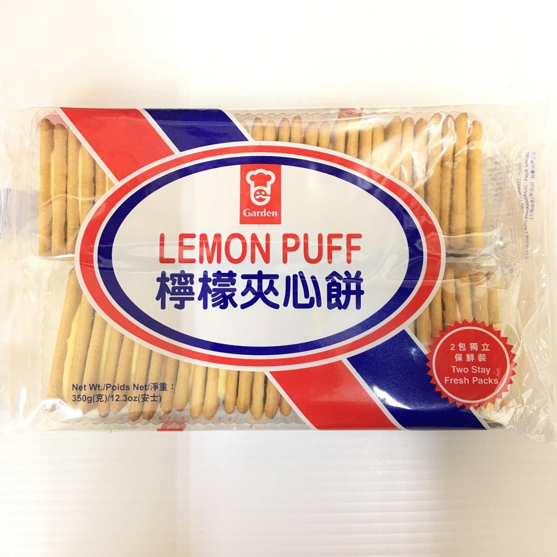 GROC【杂货】嘉顿 柠檬夹心饼 350g