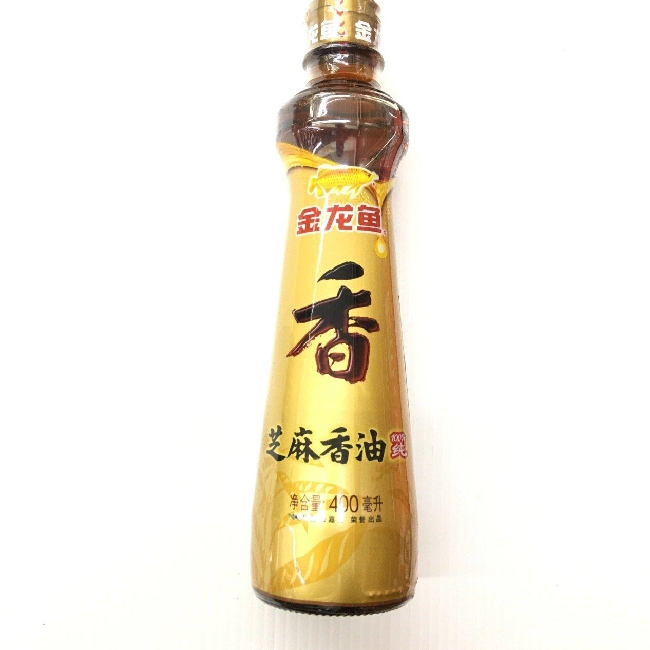 GROC【杂货】金龙鱼 芝麻香油 400ml