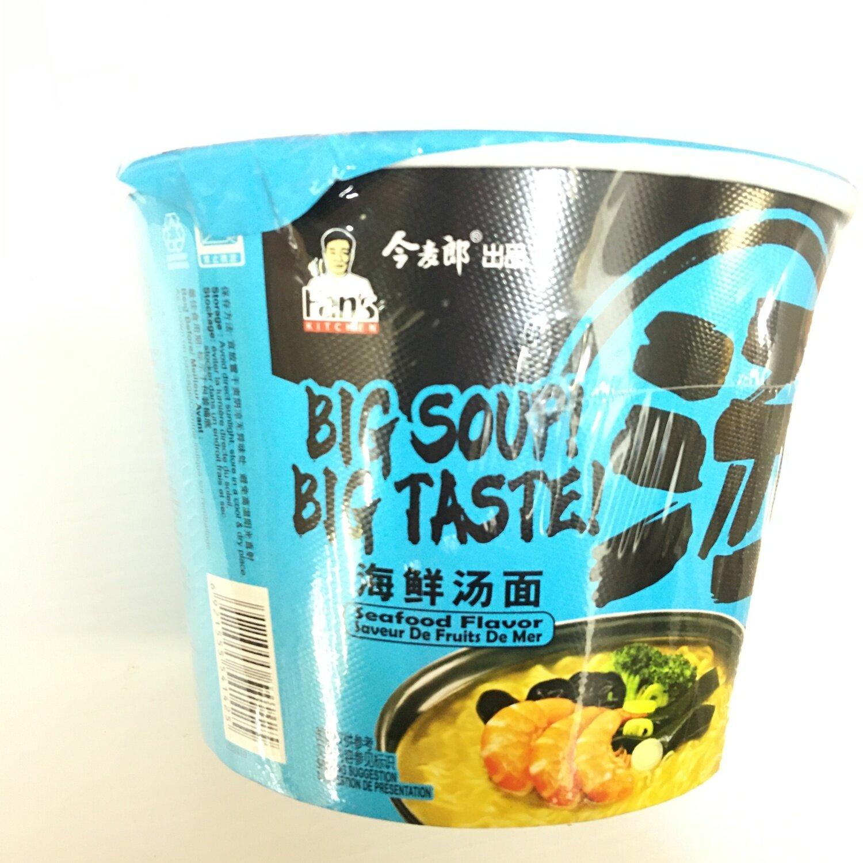 GROC【杂货】今麦郎 海鲜汤面(碗) 148g