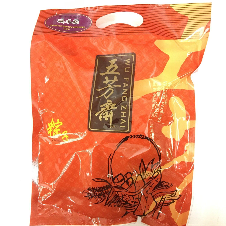 GROC【杂货】五芳斋 碱水粽 300g