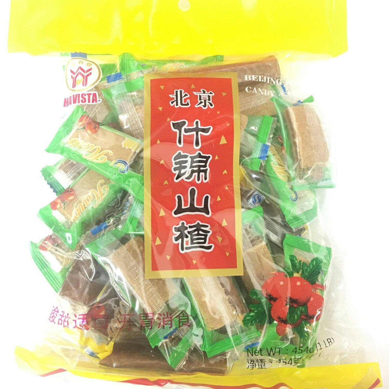 GROC【杂货】五谷丰 北京什锦山楂 454g