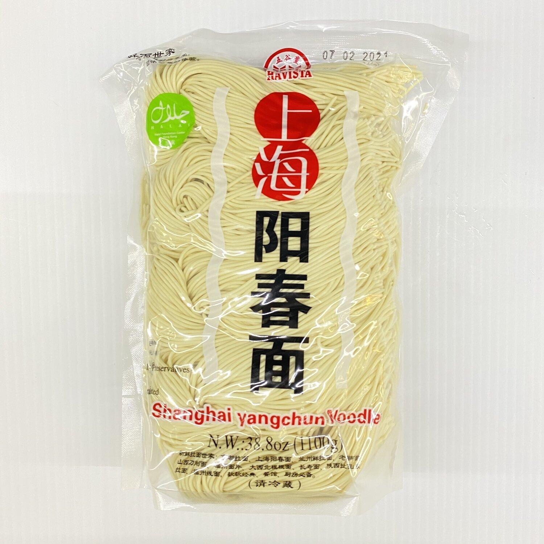 FZ【冷藏】❄五谷丰 上海阳春面(清真) 38.8oz(1100g)