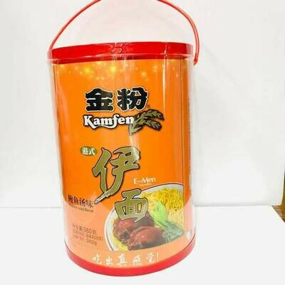GROC【杂货】金粉 港式伊面 鲍鱼汤味 380g