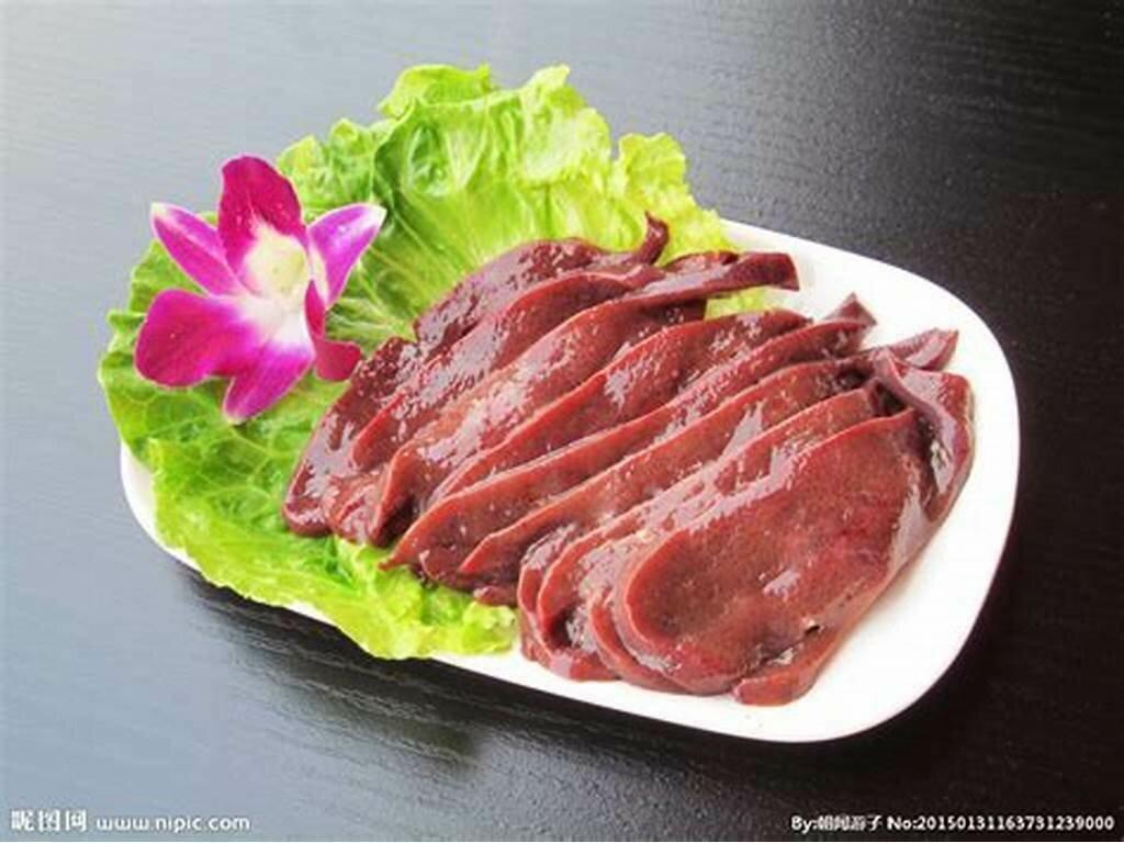 猪肝 Pork Liver ~1lb