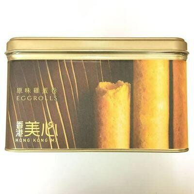 GROC【杂货】香港美心 原味鸡蛋卷 448g