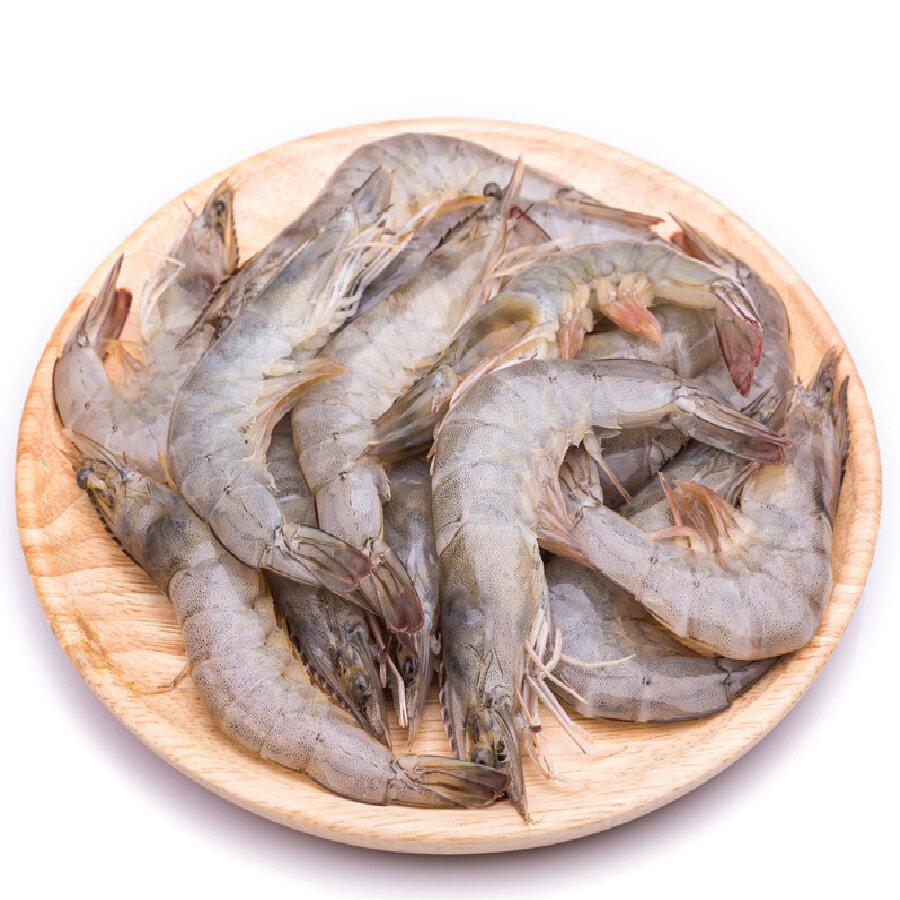 有头虾(Size20-30)~1lbs Shrimp (Head on) 20-30 ~1lbs