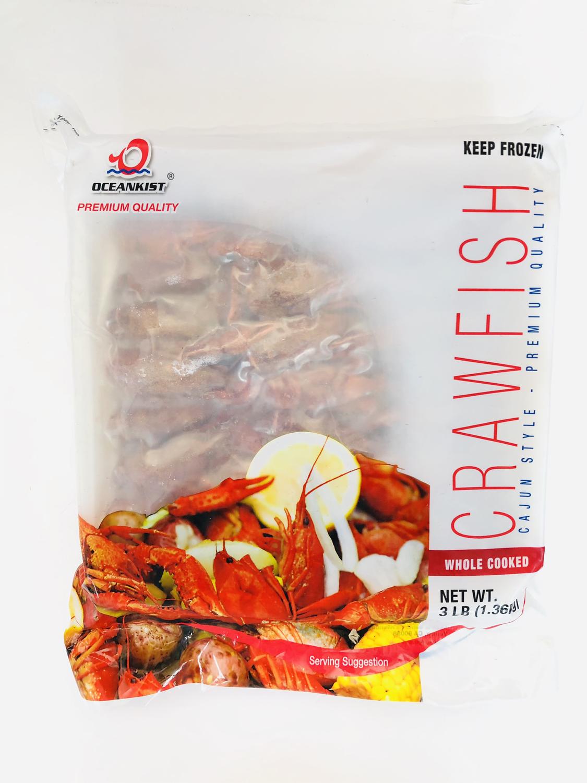 小龙虾 OCEANKIST CRAYWFISH WHOLECOOKED 3LB(1.36kg)