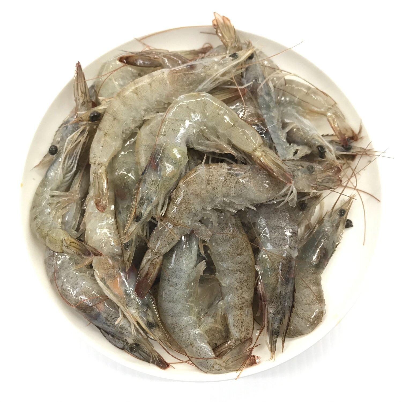 SEAF【海鲜】有头虾(Size70-80) ~1lbs