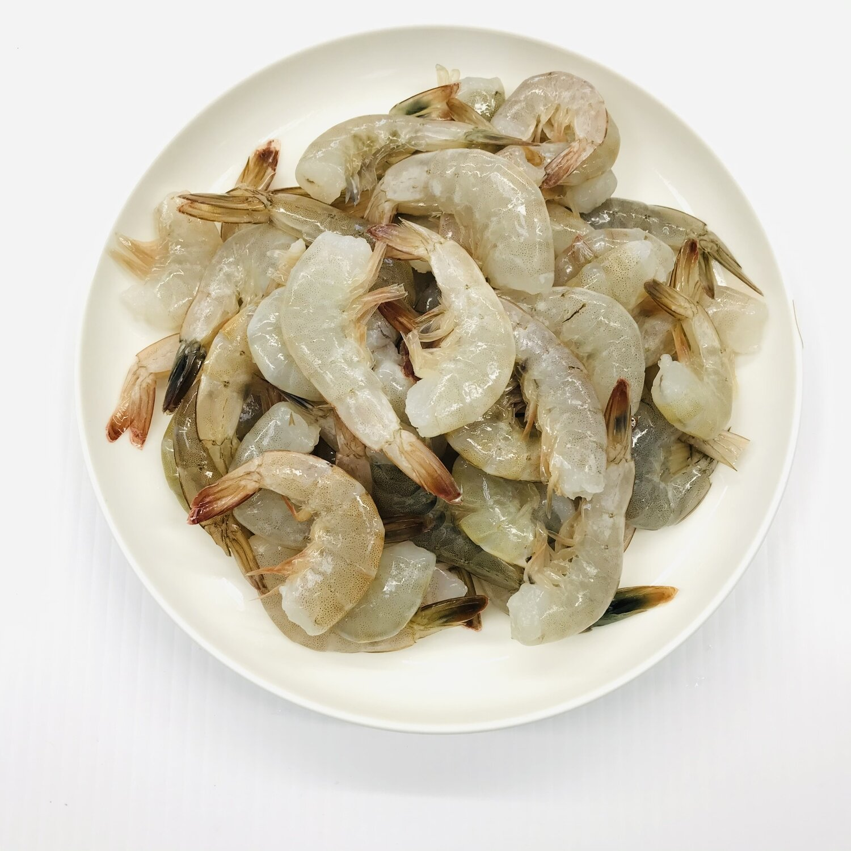 SEAF【海鲜】去头虾(Size71-90) ~1lbs