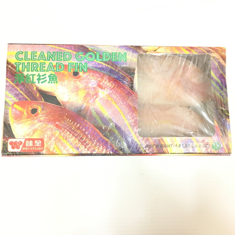 SEAF【海鲜】味全 净红衫鱼 1.8LBS