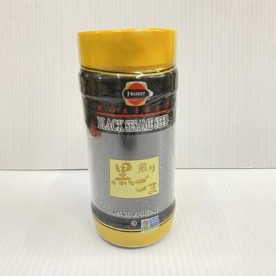 GROC【杂货】J-BASKET 烤黑芝麻 8OZ(226g)