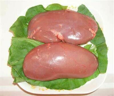 猪腰  Pork Kidney ~2lb