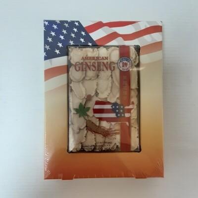 许 美国花旗参(盒装 切片) ~56g(2oz) HSU'S AMERICAN GINSENG ~56g(2oz)