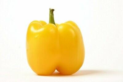 VEG【蔬菜】黄辣椒 ~约1lb