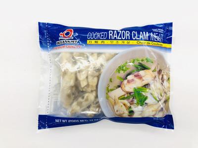 OCEANKIST 刀蚬肉 Cooked RAZOR CLAM MEAT 12OZ(336g)