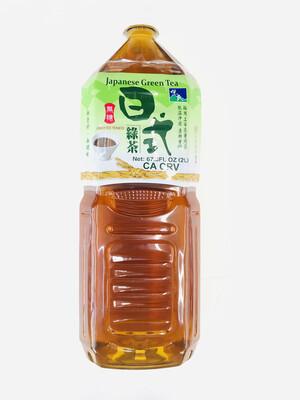GROC【杂货】悦氏 日氏绿茶 无糖 67.6FL OZ (2L)