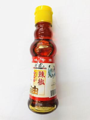 GROC【杂货】川霸王 辣椒油 5.07floz(150ml)