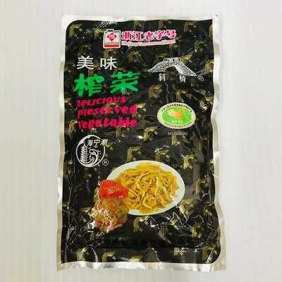 GROC【杂货】斜桥 美味榨菜 90g