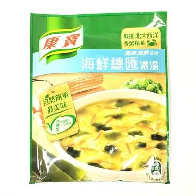GROC【杂货】康宝 海鲜总汇浓汤 38.3g