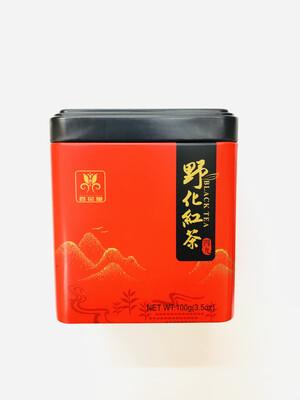 GROC【杂货】百花堂 野化红茶 100g(3.5oz)