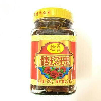 GROC【杂货】美味坊 糖玫瑰 290g