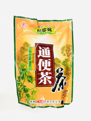 GROC【杂货】葛仙翁 通便茶 160g(10gX16)