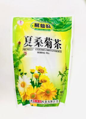 GROC【杂货】葛仙翁 夏桑菊茶 160g(10gX16)