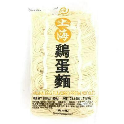 FZ【冷藏】❄五谷丰 上海鸡蛋面 38.8oz(1100g)