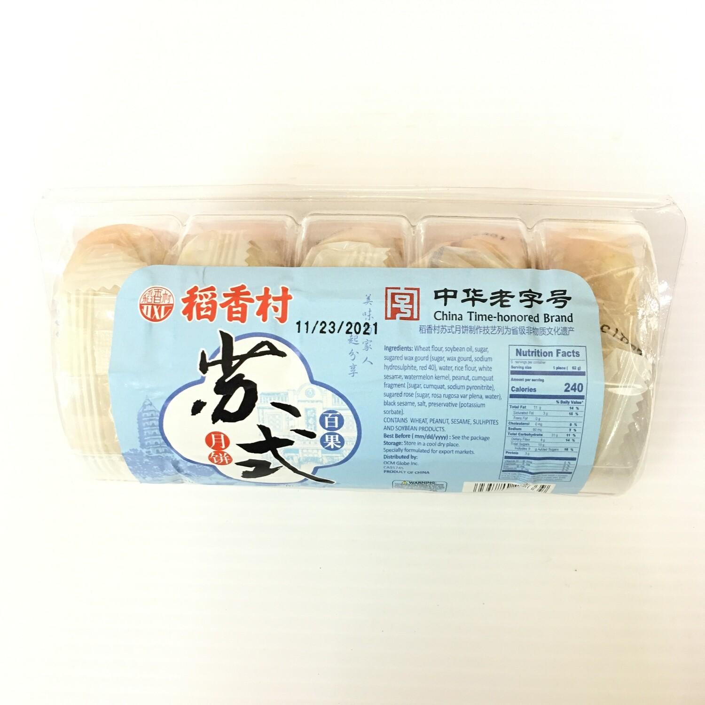 GROC【杂货】稻香村苏式百果月饼