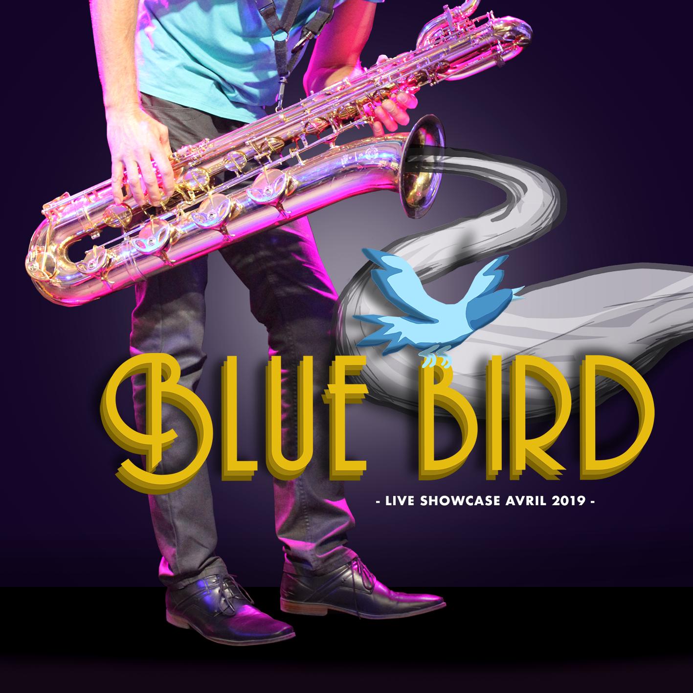 Blue Bird, showcase 2019