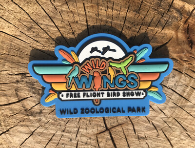 Bird Show Magnet (Corona Support Item)